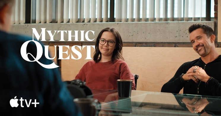MYSTHIC QUEST - - Trailer oficial T2 (Série Apple TV)