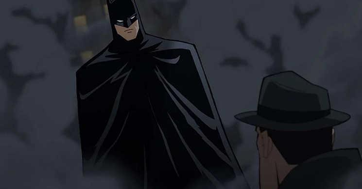 BATMAN: THE LONG HALLOWEEN - PART ONE  - Trailer oficial (Série DC)