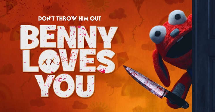 BENNY LOVES YOU - Trailer Oficial