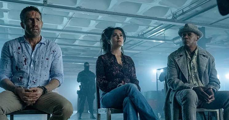 """Primeiro trailer do filme """"Hitman's Wife's Bodyguard"""""""