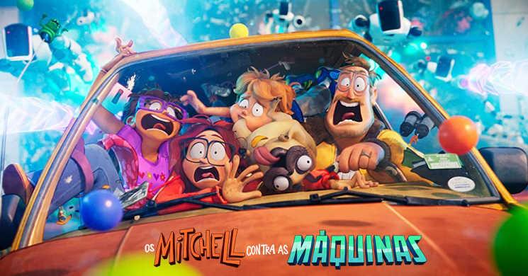 Netflix divulgou o trailer da animação