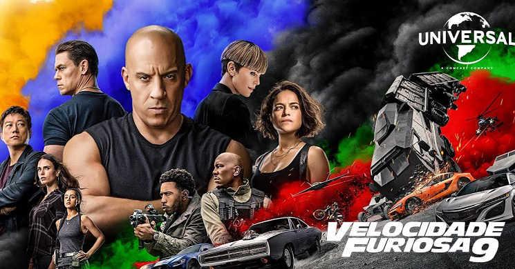 Trailer legendado do filme Velocidade Furiosa 9