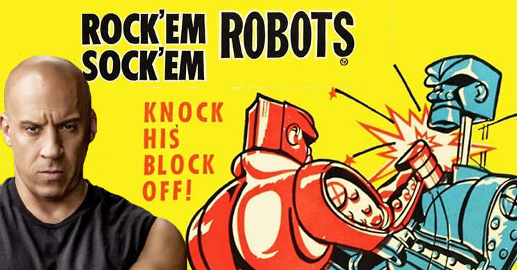 Vin Diesel vai protagonizar live action de jogo da Mattel