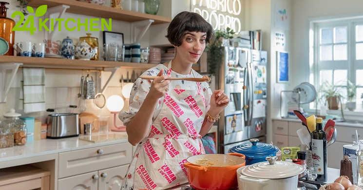 24Kitchen estreia o programa O da Joana de Joana Barrios