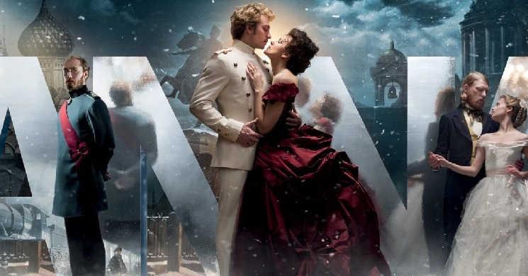 Anna Karenina adaptado numa série Netflix