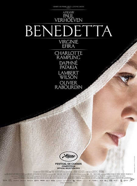 Benedetta - Poster do filme