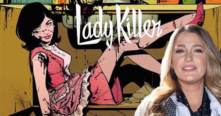 Blake Lively vai protagonizar e produzir a adaptação de