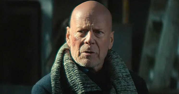 Bruce Willis será um dos protagonistas da nova franquia