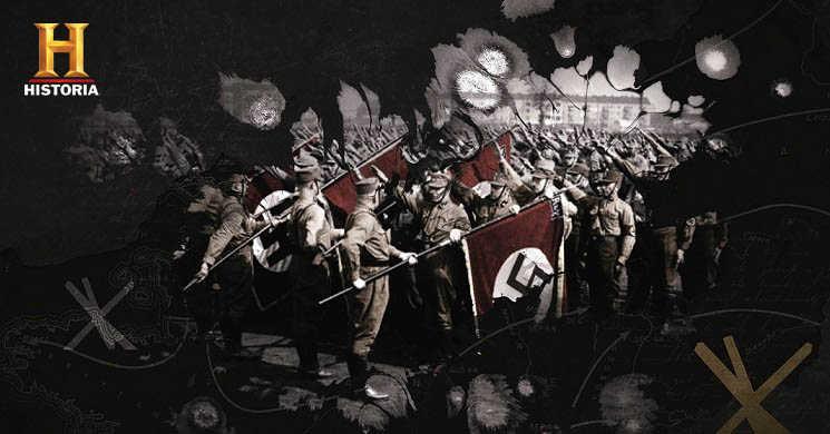 Canal História estreia a série História do Nazismo