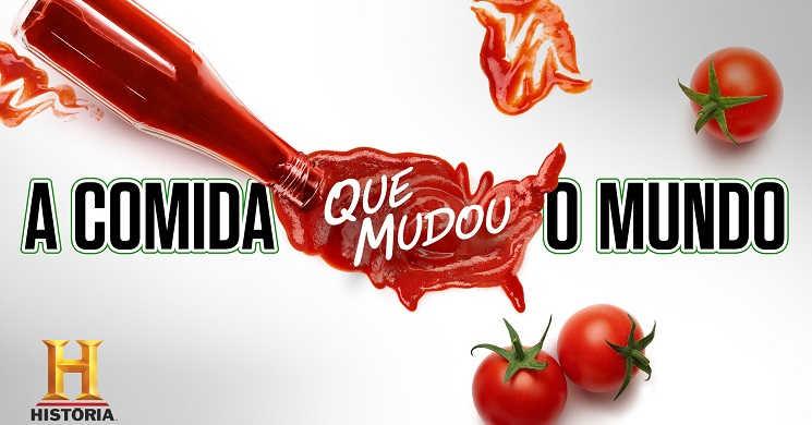 Canal Historia estreia nova temporada de A Comida que Mudou o Mundi