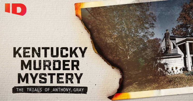 Canal ID estreia a serie Kentucky Murder Mystery: The Trials of Anthony Gray