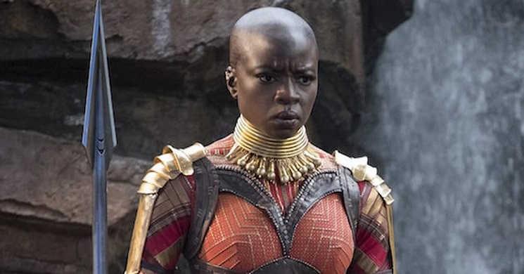 Danai Gurira repetirá o papel de Okoye em