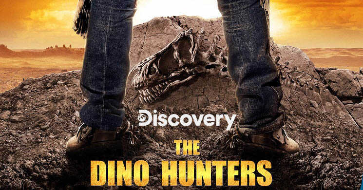 Discovery estreia The Dino Hunters