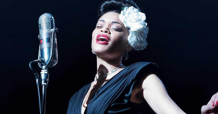 Estreia do filme Estados Unidos vs. Billie Holiday