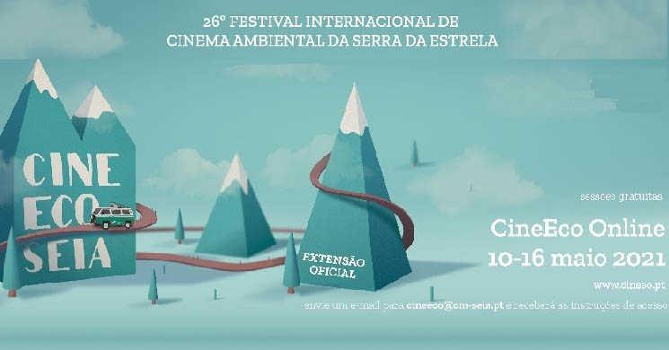 Extensão CineEco acontece pela primeira vez online e envolve mais de 50 entidades