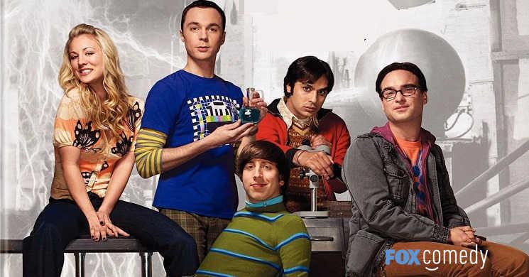 Fox Comedy estreia a serie A Teoria do Big Bang