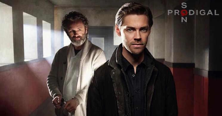 Fox cancela a série Prodigal Son