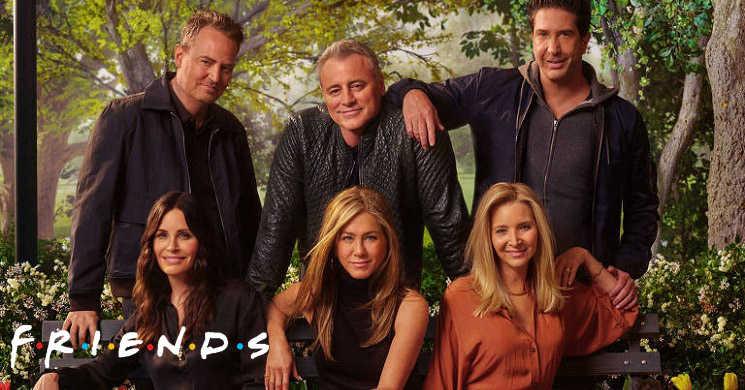 Friends - The Reunion estreia na HBO Portugal