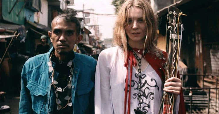 Imagem do filme Orphea