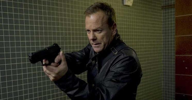 Kiefer Sutherland será um agente de espionagem numa série para a Paramount+