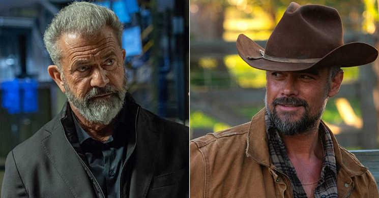 Mel Gibson e Josh Duhamel no thriller Bandit