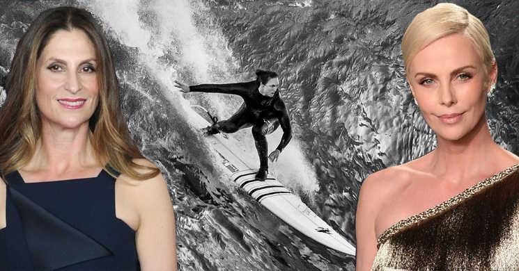 Niki Caro e Charlize Theron preparam filme sobre mulheres surfistas
