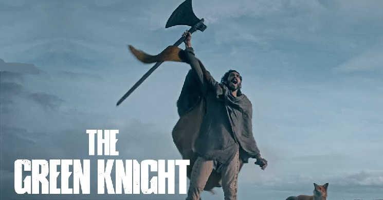 Novo trailer do filme The Green Knight