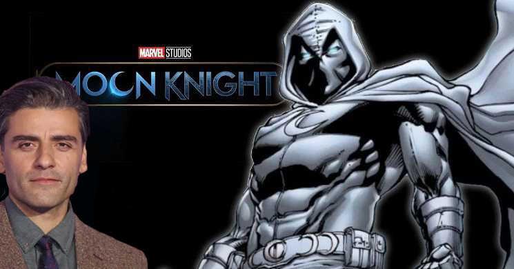 Oscar Isaac confirmado oficialmente como Moon Knight na série Disney+