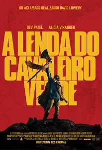 A LENDA DO CAVALEIRO VERDE