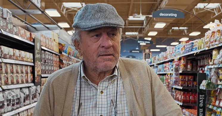 Robert De Niro será o protagonista da comédia