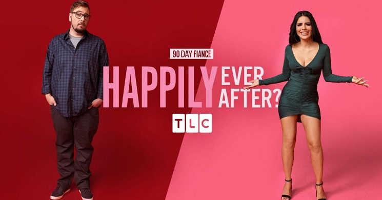 TLC Portugal estreia a nova temporada de 90 Day Fiancé: Happily Ever After