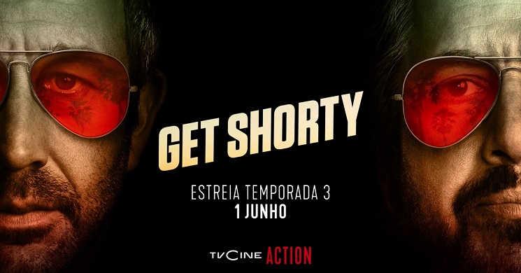 TVCine Action estreia temporada 3 de Get Shorty