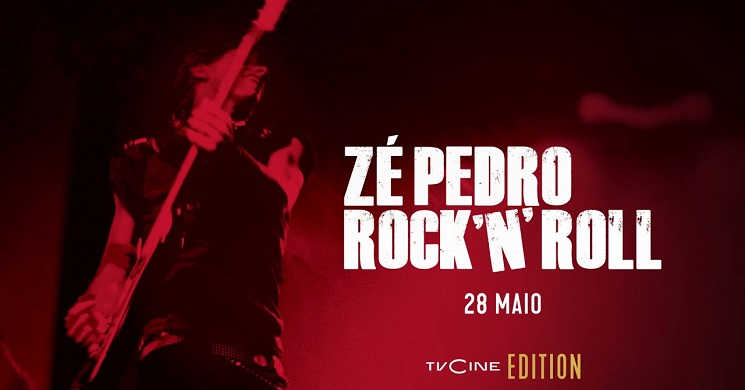 TVCine Edition estreia o filme Zé Pedro Rock n Rol
