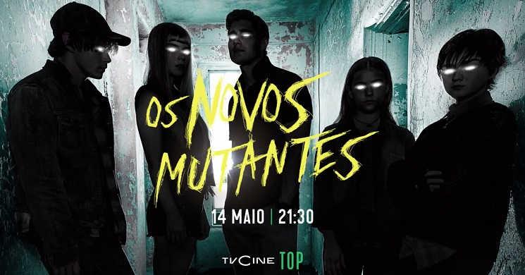 TVCine Top estreia o filme Os Novos Mutantes