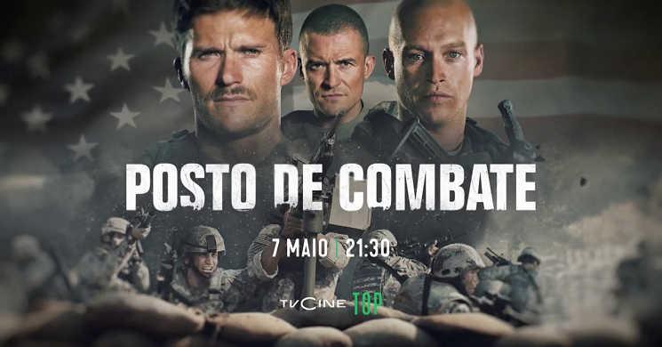TVCine Top estreia o filme Posto de Combate