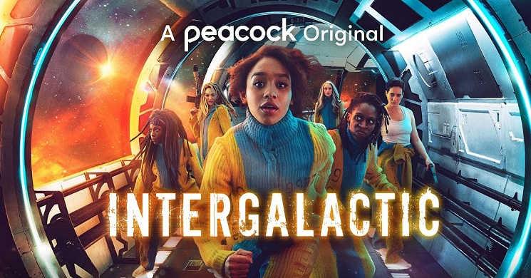 INTERGALACTIC - Trailer oficial (Série Peacock)