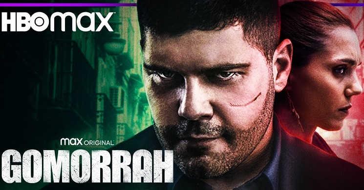 GOMORRAH - Trailer oficial T4 (Série HBO MAX)