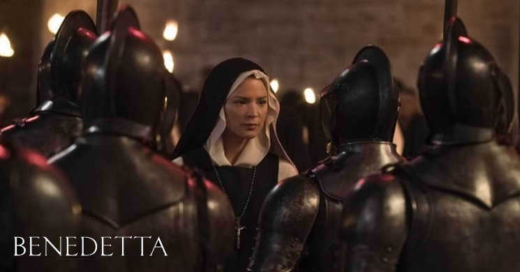 Trailer e poster do filme Benedetta