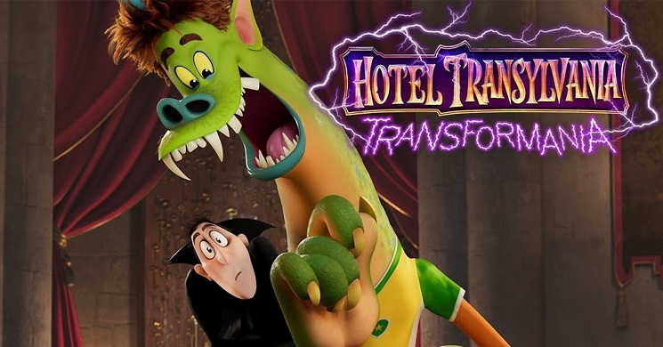 Trailer português do filme Hotel Transylvania: Transformania