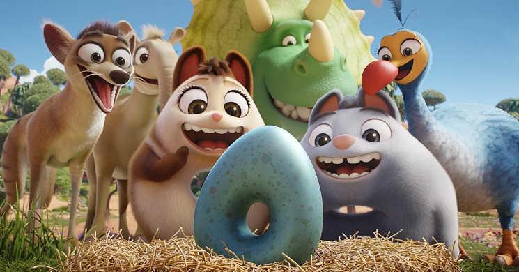 Trailer da versão portuguesa da animação