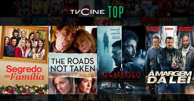 Quatro filmes inéditos em Portugal para ver nos Canais TVCine