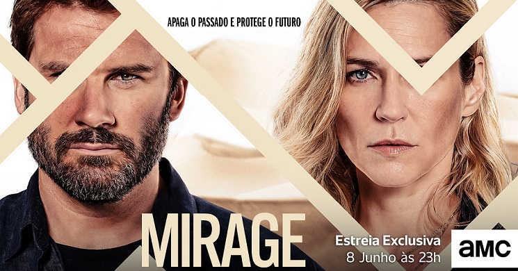 AMC Portugal estreia a série francesa de espionagem e intriga