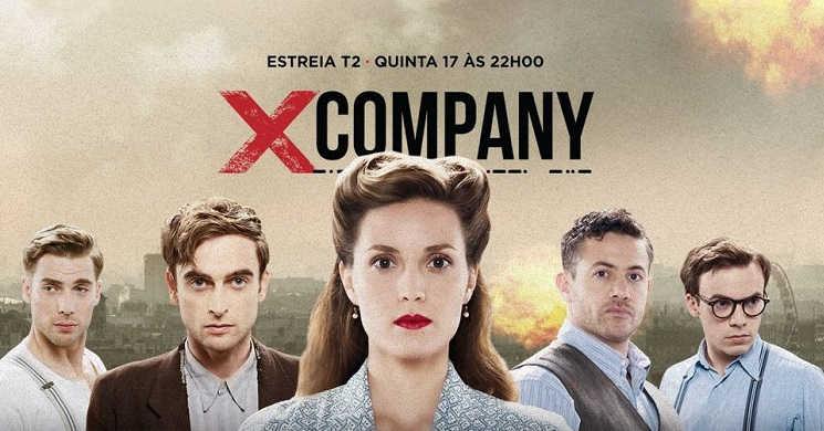 AXN Portugal estreia temporada 2 de X-Company