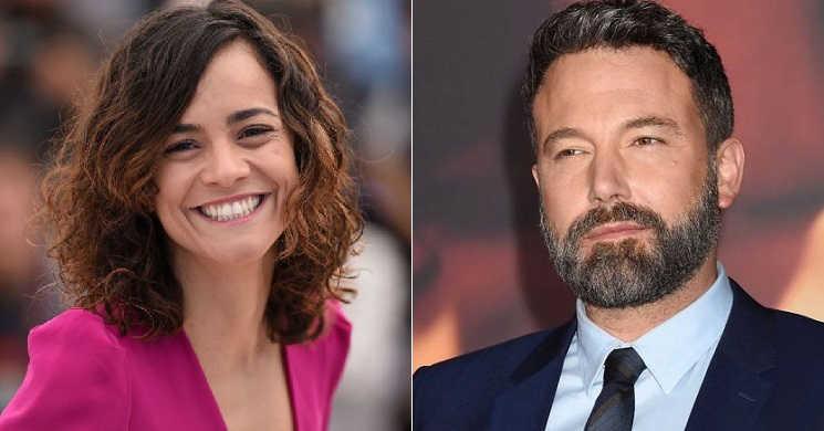 Alice Braga juntou-se a Ben Affleck no elenco do thriller