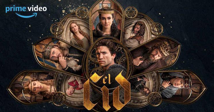 Amazon Prime Video estreia a segunda temporada da série El Cid
