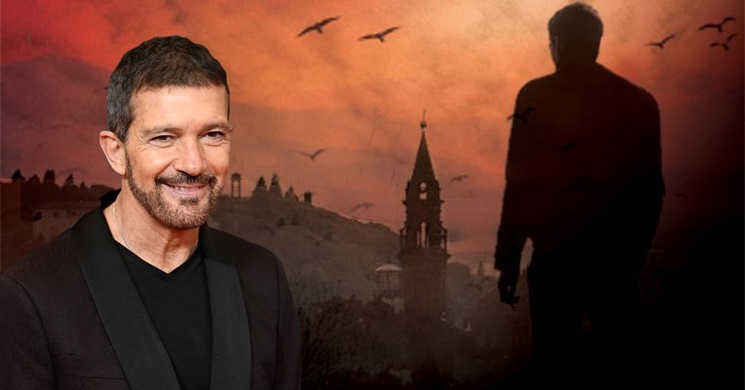 Antonio Banderas será o protagonista da minissérie