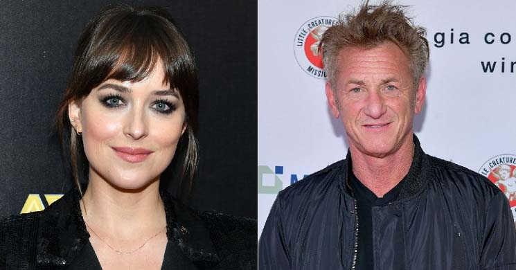 Dakota Johnson e Sean Penn serão os protagonistas do drama