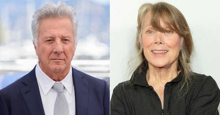 Dustin Hoffman e Sissy Spacek vão protagonizar a comédia familiar