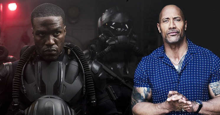 Dwayne Johnson vai produzir o filme Emergency Contact