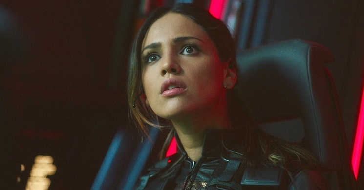Eiza González será a protagonista do thriller de ação